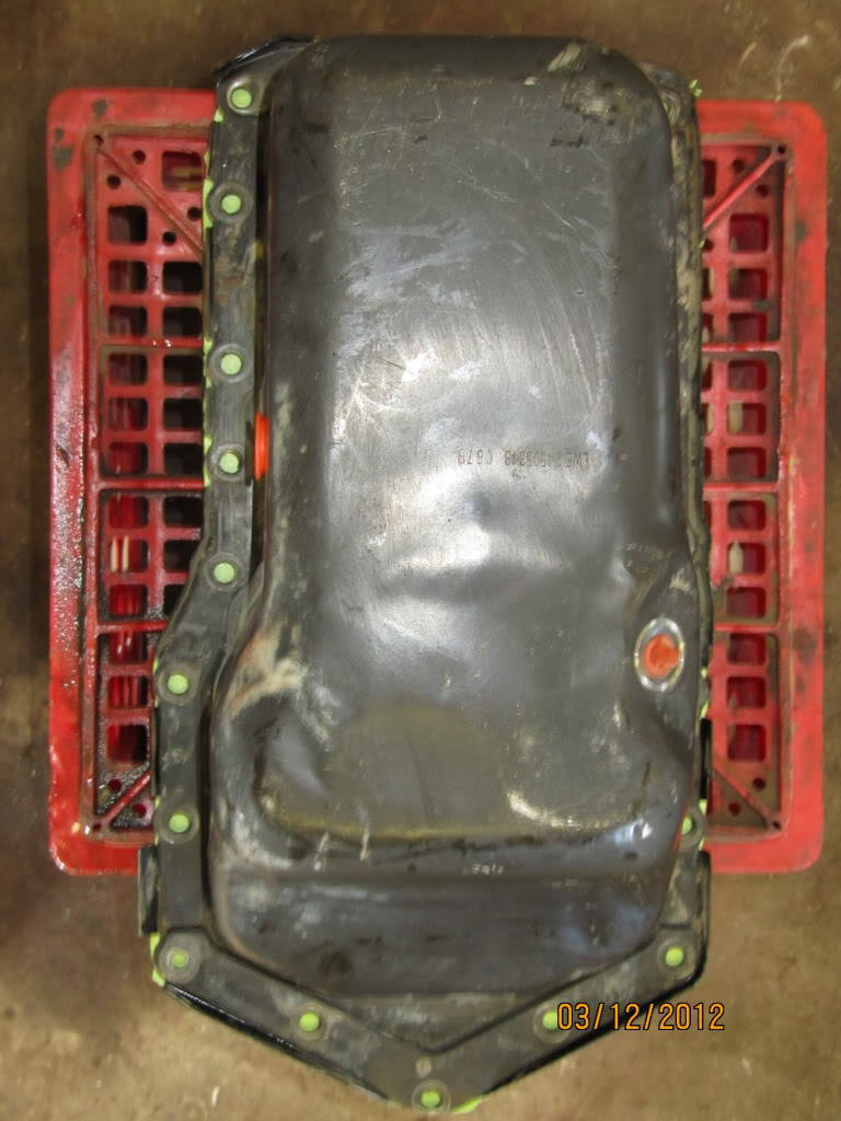 Project: S1 Oil Pan Set and makeover OilPanSetandmakeover13