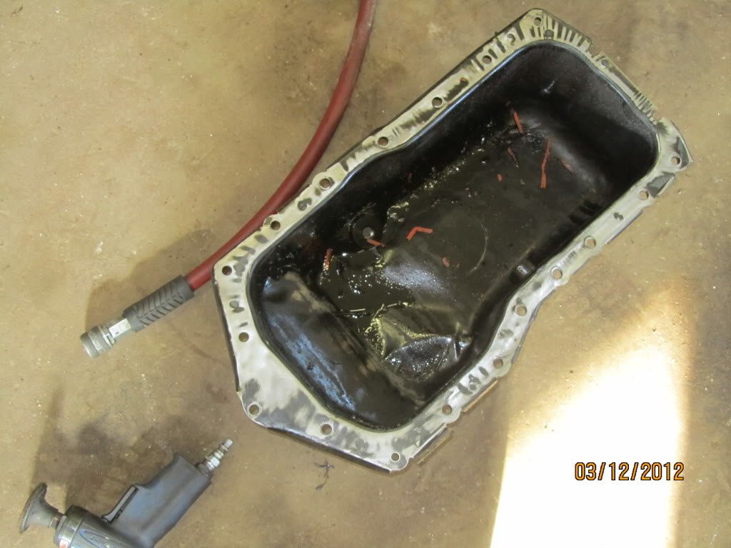 Project: S1 Oil Pan Set and makeover OilPanSetandmakeover8