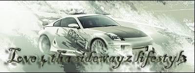 some of chaottics work.. some is really old and not good lol 350z