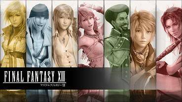 some of chaottics work.. some is really old and not good lol Final_Fantasy_XIII