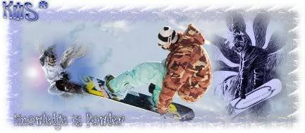 some of chaottics work.. some is really old and not good lol Header_snowboarding