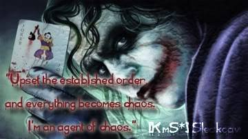 some of chaottics work.. some is really old and not good lol Joker
