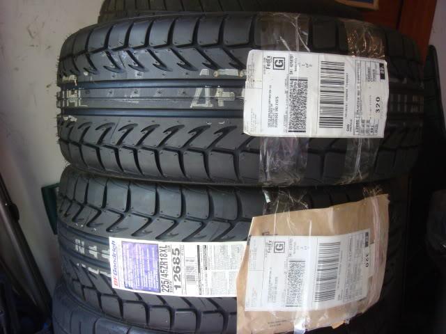 2 BFGoodrich G-Force Sport Tires DSC02154