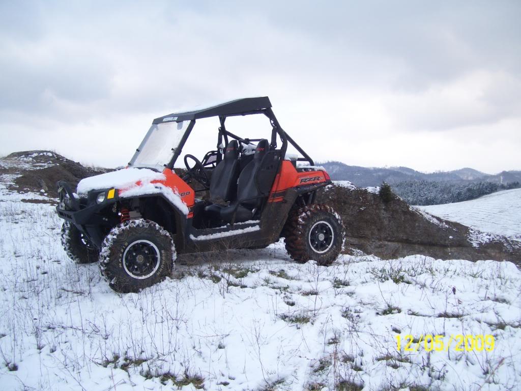 took a few snow pics 100_3307