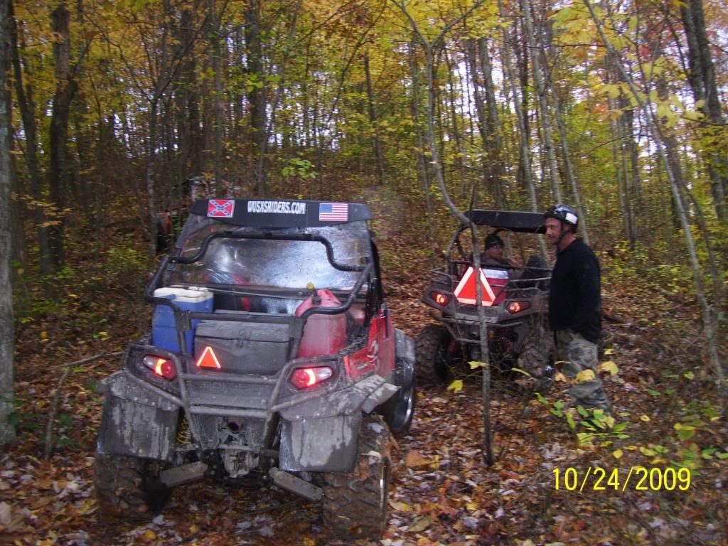 VA spearhead trails on fishers atv 100_3155