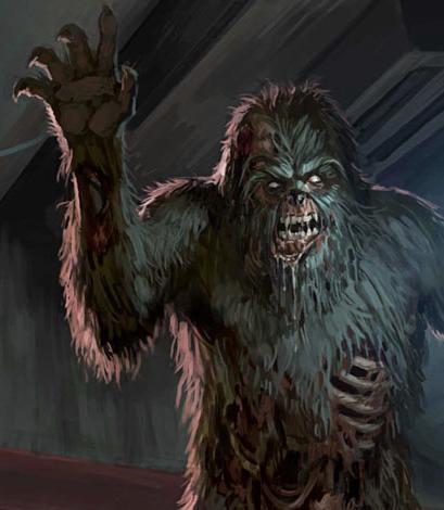 La voz de la muerte [campaña] - Página 3 WookieeZombie