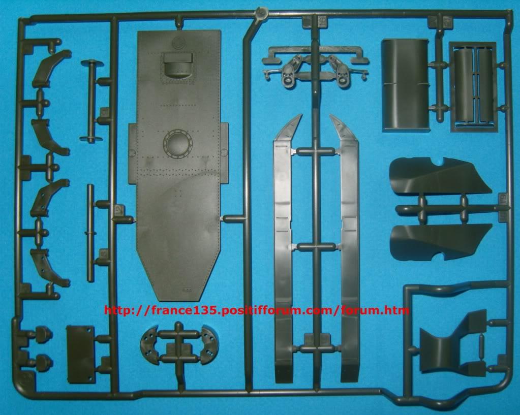 BT-7. Tamiya, ref 35309. 1/35. Kit plastique. BT-7Tamiya1-3503