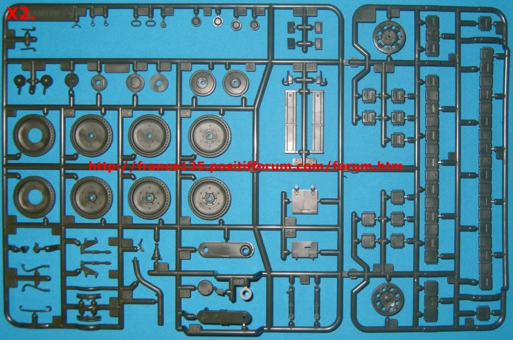 BT-7. Tamiya, ref 35309. 1/35. Kit plastique. BT-7Tamiya1-3504