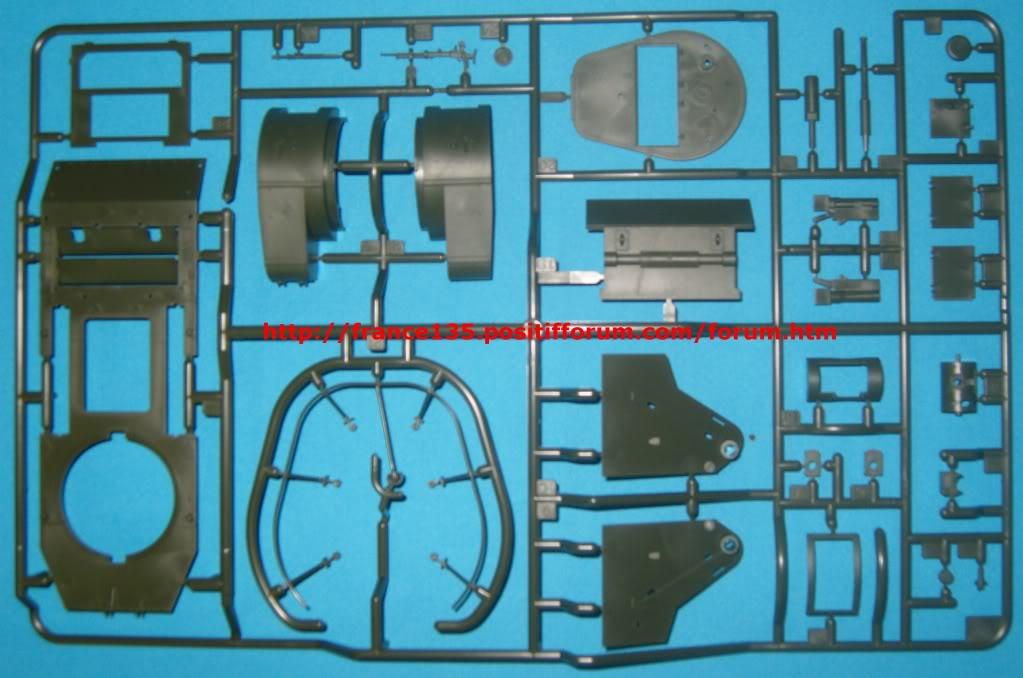 BT-7. Tamiya, ref 35309. 1/35. Kit plastique. BT-7Tamiya1-3505