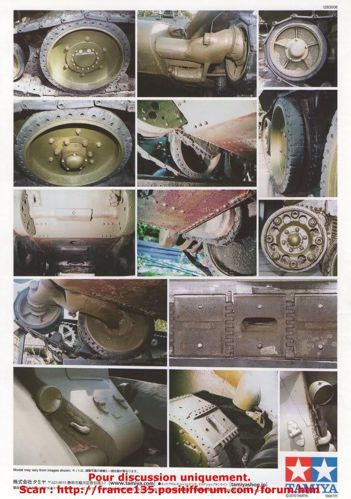 BT-7. Tamiya, ref 35309. 1/35. Kit plastique. BT-7Tamiya1-3515