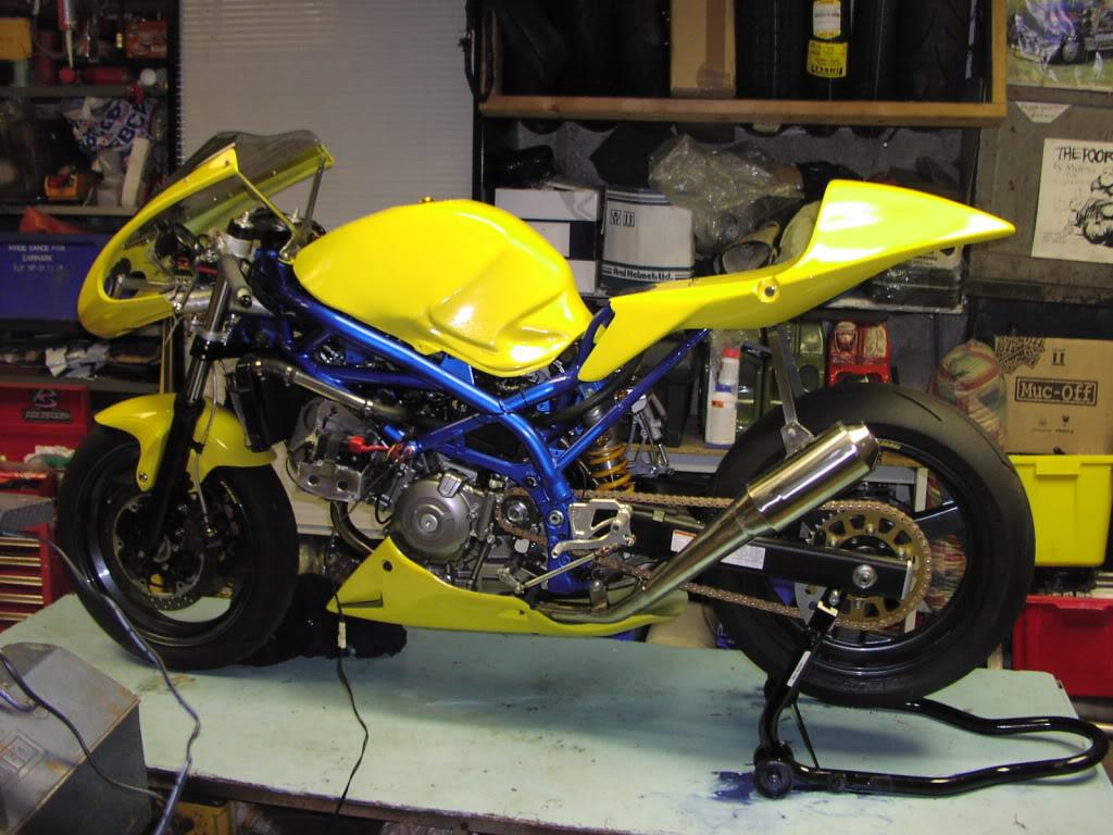 SV 650 Rider Club. Suzuki 650 sv, carbu et injection  GRB1