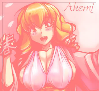 ~A Day like no other~ - Page 3 Akemi