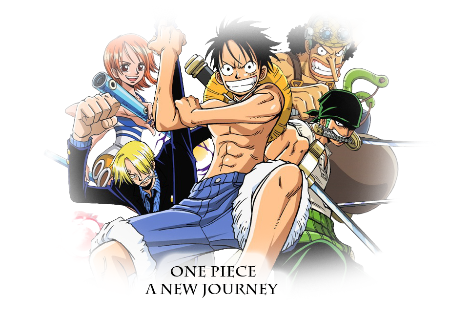 One Piece: A New Journey