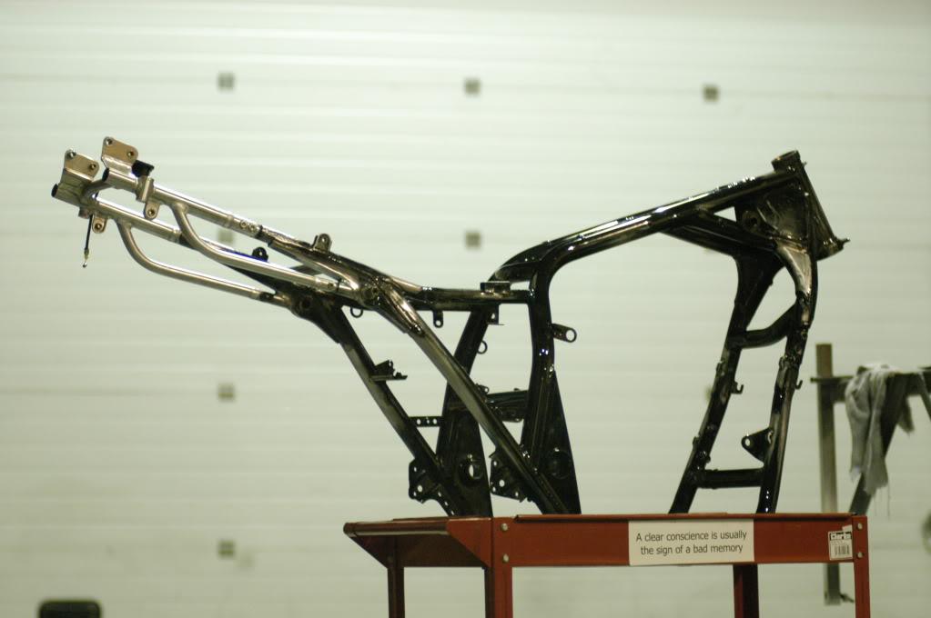 SUZUKI GSX 1400 Testing2005