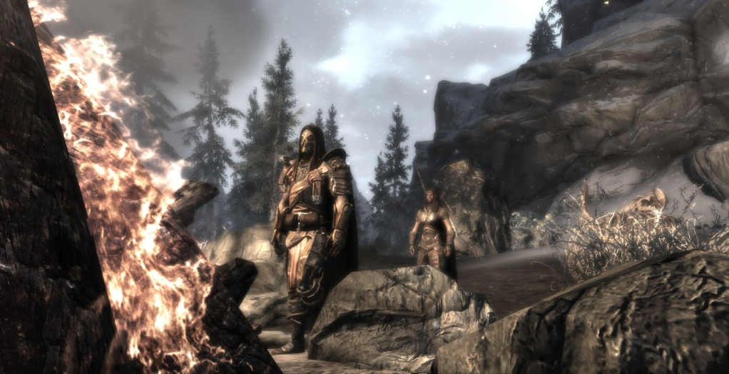 Canthiss and Lydia- a tale of Skyrim 1TESV2012-06-2623-53-13-47