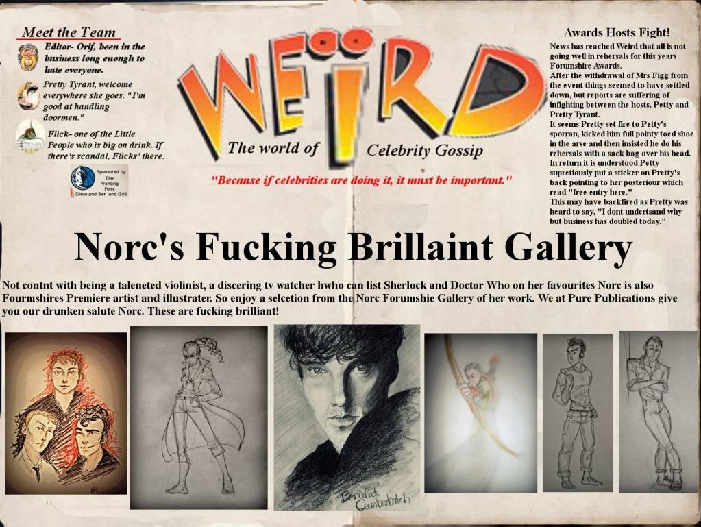 Norcs Birthday Thread (swearing included) 45-5