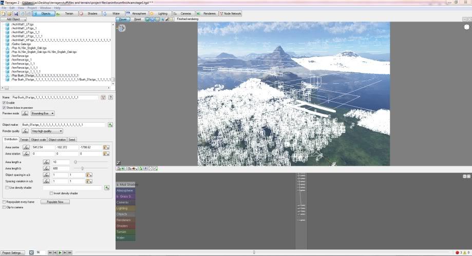 What's on your desktop? Captureterra2