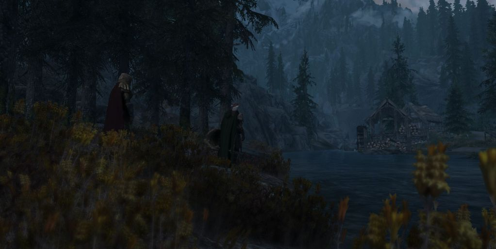 Canthiss and Lydia- a tale of Skyrim TESV2012-07-0823-57-43-48