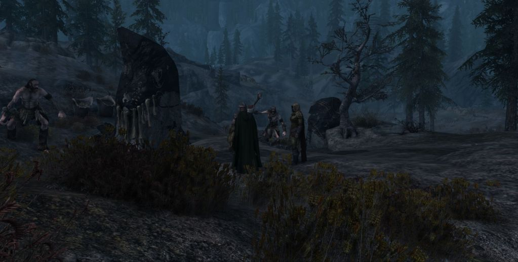 Canthiss and Lydia- a tale of Skyrim TESV2012-07-0900-00-05-95