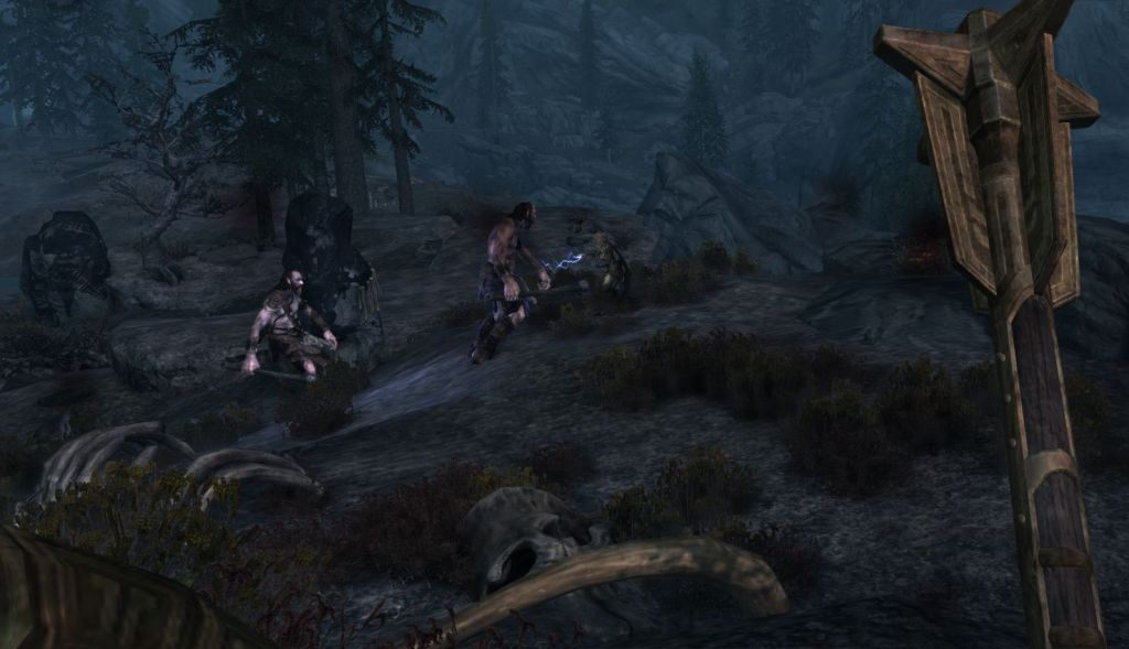 Canthiss and Lydia- a tale of Skyrim TESV2012-07-0900-00-19-97