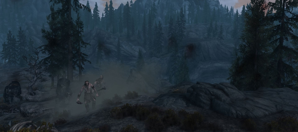 Canthiss and Lydia- a tale of Skyrim TESV2012-07-0900-00-23-99