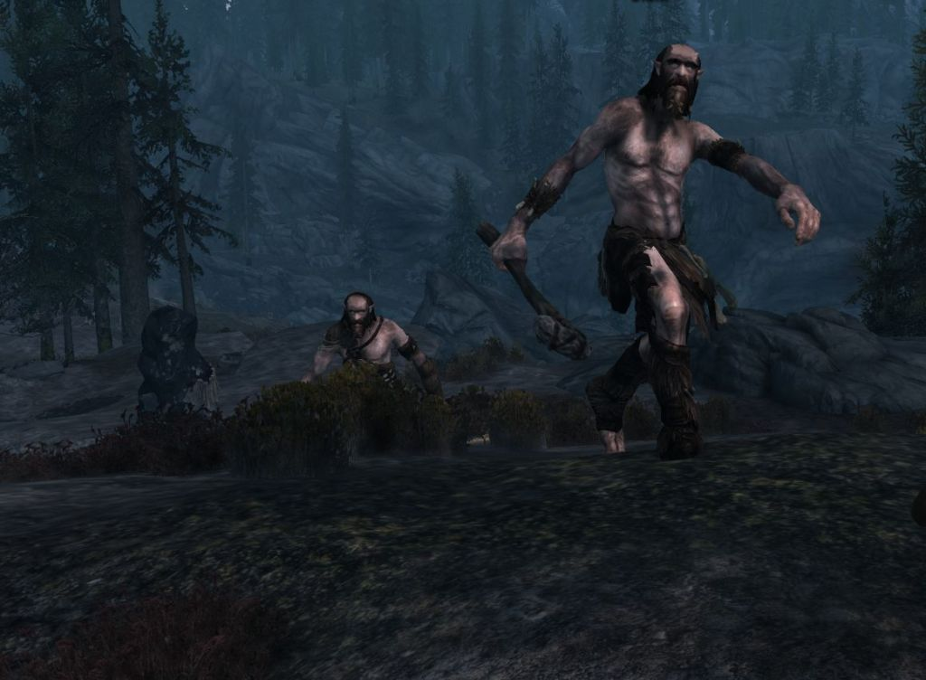 Canthiss and Lydia- a tale of Skyrim TESV2012-07-0900-00-28-98