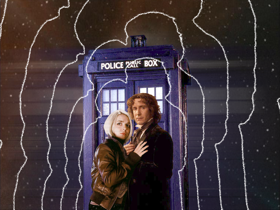 Doctor Who [9] - Page 37 The_Doctor_and_Lucie_by_RusselH_zpsebd8b76d