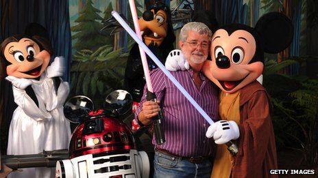 Star Wars Episode VII will be made now that Disney bought Lucasfilm _63819199_starwars