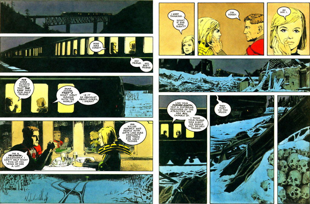 comics- extracts and discussions An3