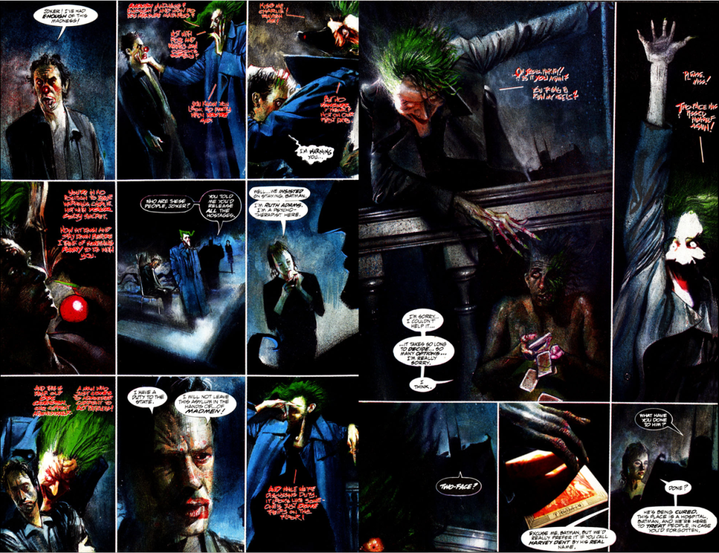 comics- extracts and discussions Ark1