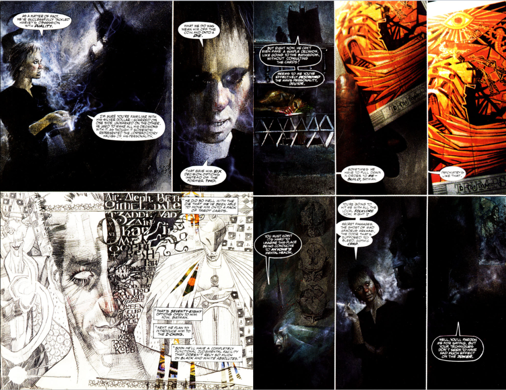 comics- extracts and discussions Ark2