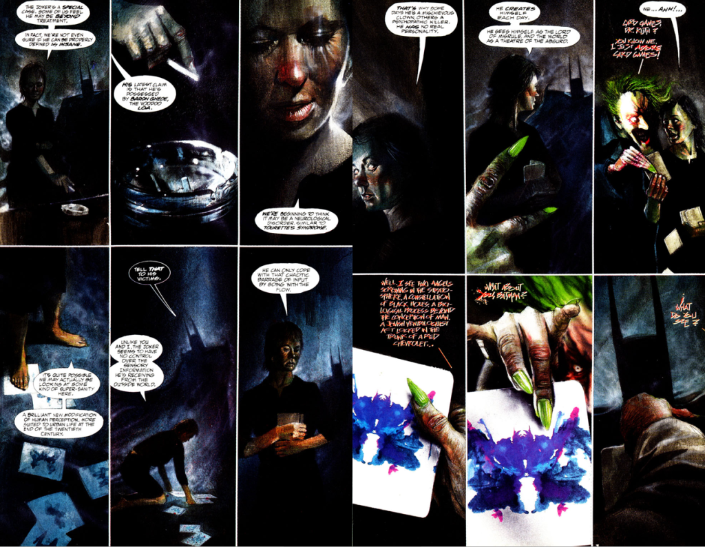 comics- extracts and discussions Ark3