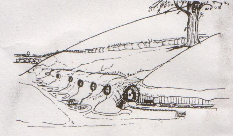 Origins of Hobbits? - Page 5 Bagend