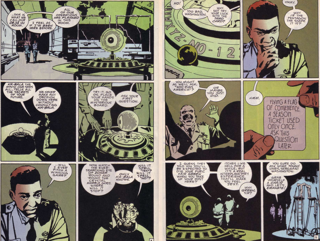 comics- extracts and discussions D2-1
