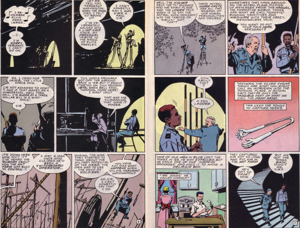 comics- extracts and discussions D3-1