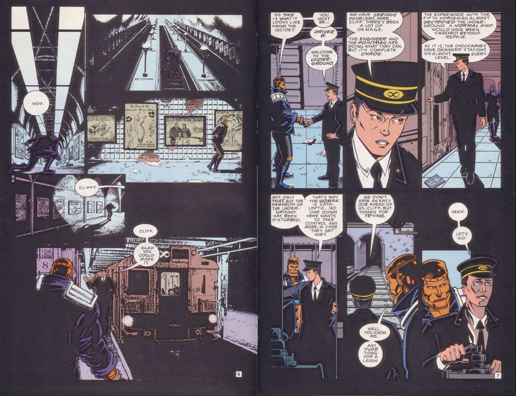 comics- extracts and discussions Dp1