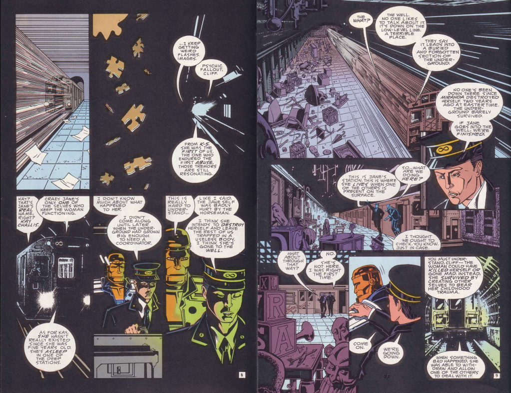 comics- extracts and discussions Dp2