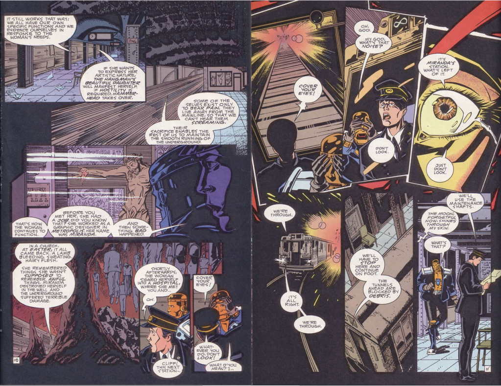 comics- extracts and discussions Dp3