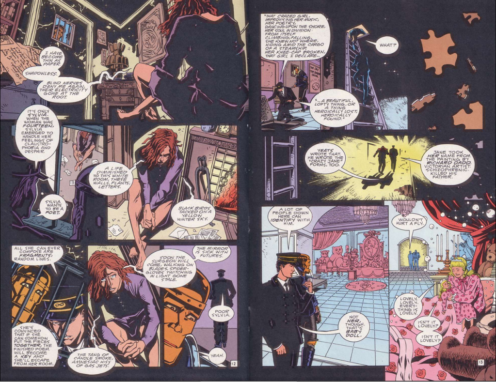 comics- extracts and discussions Dp4