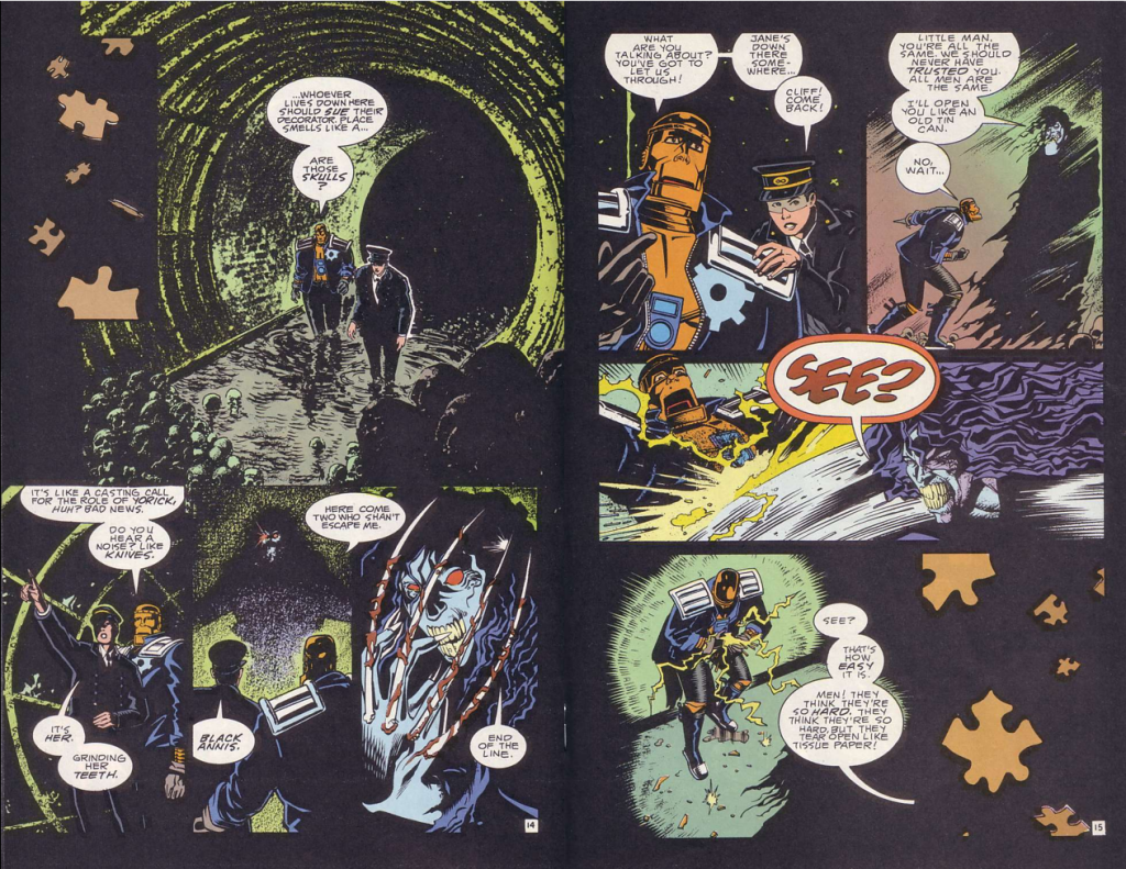 comics- extracts and discussions Dp5