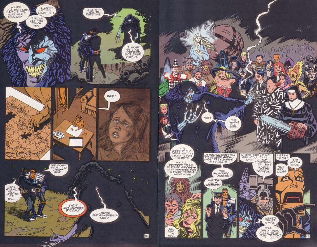 comics- extracts and discussions Dp6