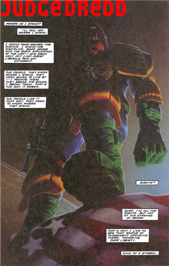 comics- extracts and discussions Dredd1-1