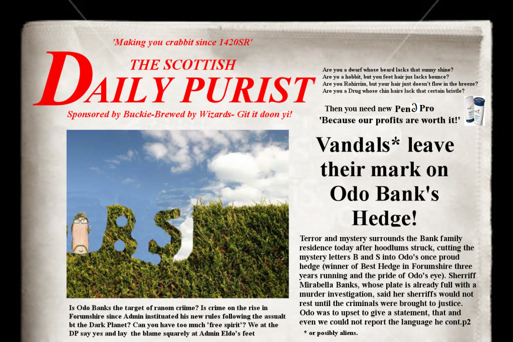 The Daily Purist Ed11