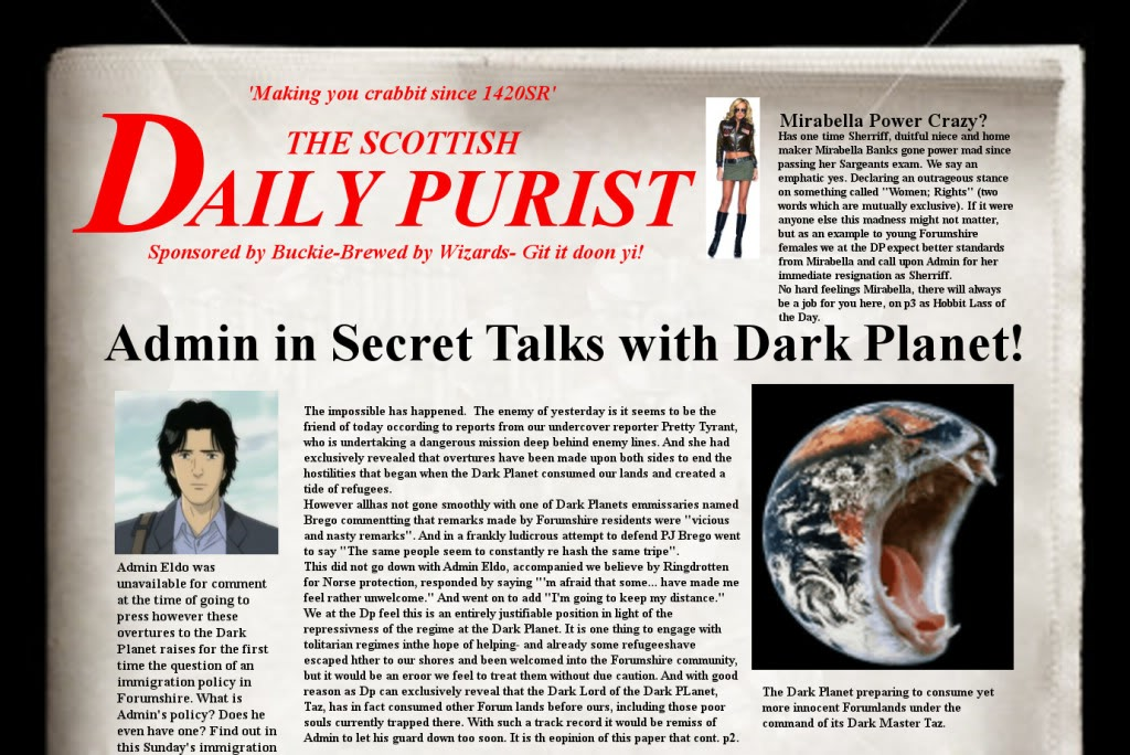 The Daily Purist Ed12
