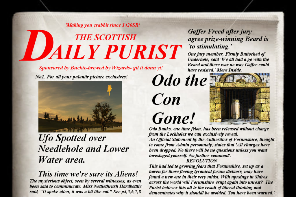The Daily Purist Ed3
