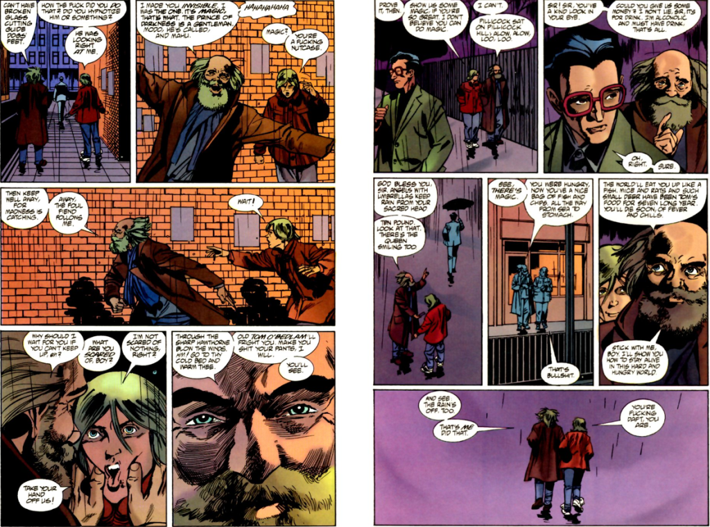 comics- extracts and discussions Inv2