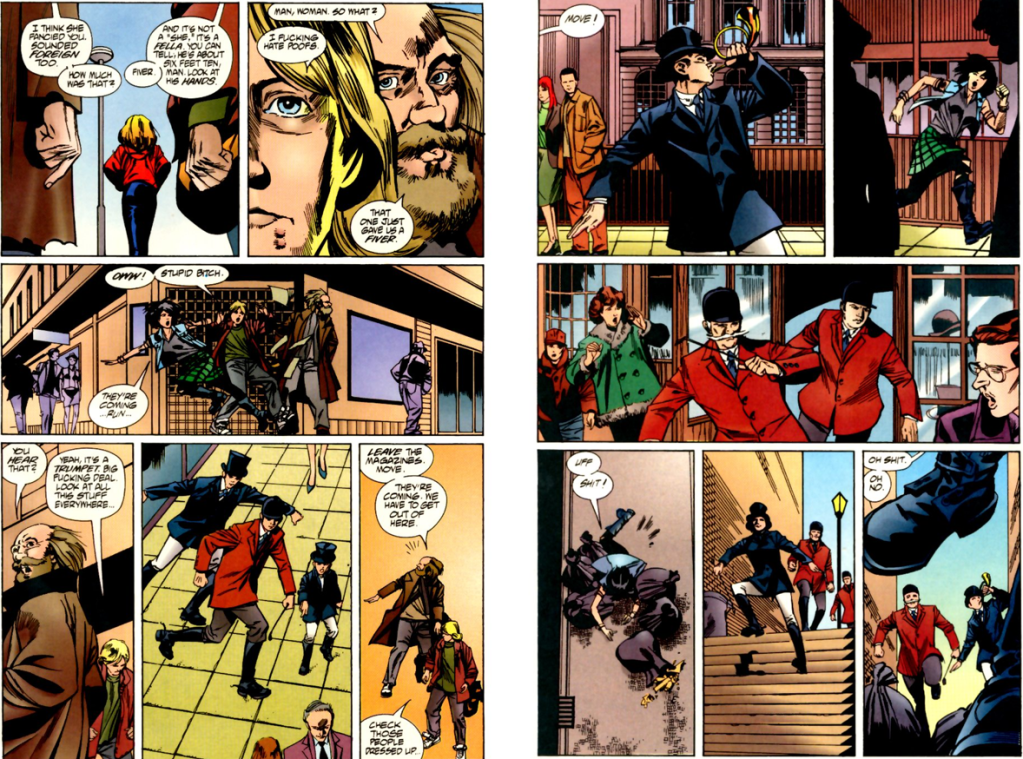 comics- extracts and discussions Inv4
