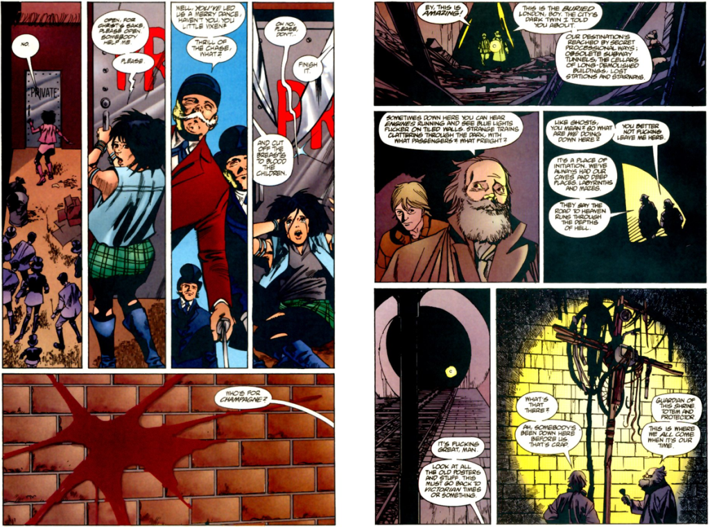 comics- extracts and discussions Inv5