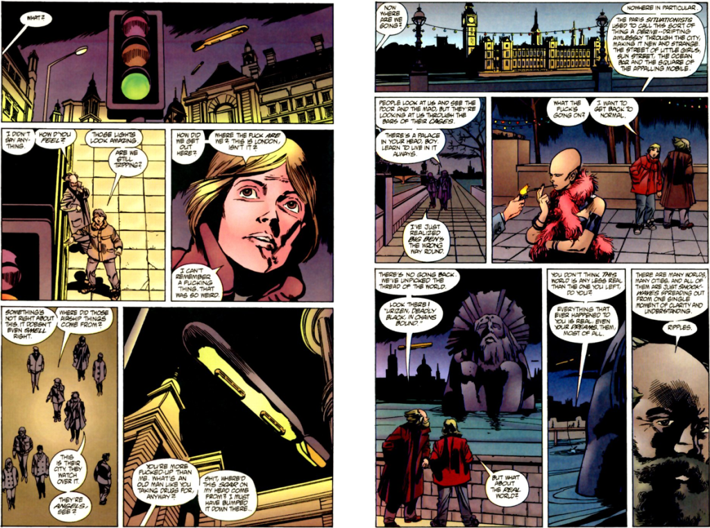 comics- extracts and discussions Inv7