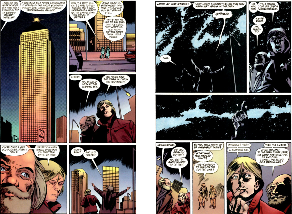comics- extracts and discussions Inv8